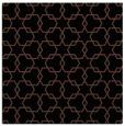 rug #308121 | square brown rug