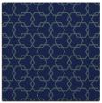 rug #308137 | square blue rug