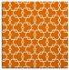 rug #308297 | square orange popular rug