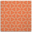 rug #308301   square orange popular rug