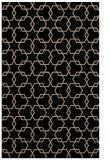 rug #308821 |  beige geometry rug