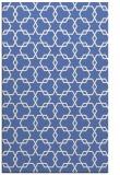 rug #308849 |  blue rug