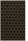 rug #308925 |  black popular rug