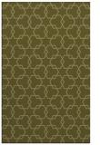 rug #309141 |  light-green popular rug