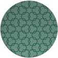 rug #309218   round geometry rug