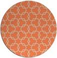 rug #309357 | round beige popular rug