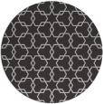 rug #309361 | round orange rug