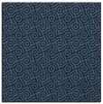 rug #311657 | square blue geometry rug
