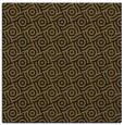 rug #311741   square black circles rug