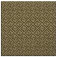 rug #311745 | square mid-brown popular rug