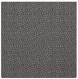 rug #311773   square brown circles rug
