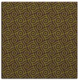 rug #311853 | square purple circles rug