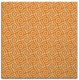 rug #311941 | square beige circles rug