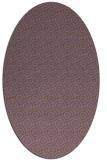 rug #312212 | oval geometry rug