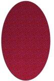 rug #312229 | oval circles rug