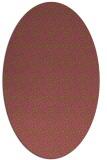 rug #312305 | oval pink circles rug