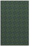 rug #312365 |  blue geometry rug