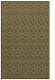 rug #312449 |  mid-brown circles rug