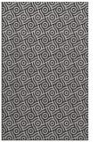 rug #312529 |  orange circles rug