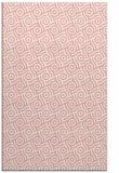 rug #312549 |  pink circles rug