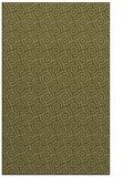 rug #312661    light-green circles rug