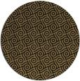 rug #312701   round black circles rug