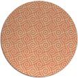 rug #312877 | round beige circles rug