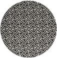 rug #312953 | round white popular rug
