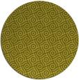 rug #313001 | round light-green popular rug