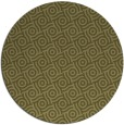 rug #313013 | round light-green circles rug
