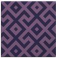 rug #313481 | square purple popular rug