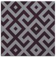 rug #313621   square purple geometry rug