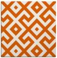 rug #313653 | square red-orange popular rug