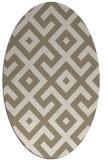 rug #313739 | oval popular rug