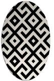 rug #313741 | oval rug