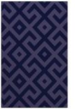 rug #314173 |  blue-violet rug