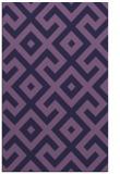 rug #314185    purple popular rug