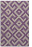 rug #314269 |  purple popular rug