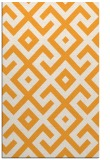 rug #314437 |  light-orange rug