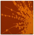 rug #315401 | square red-orange natural rug