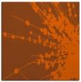 rug #315409 | square red-orange natural rug