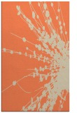 rug #316045 |  orange natural rug