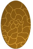 rug #319322 | oval abstract rug