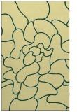 rug #319573 |  yellow rug