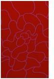 rug #319621    pink abstract rug