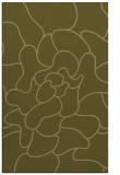 rug #319701 |  light-green popular rug