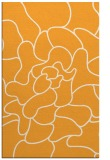 rug #319717 |  light-orange abstract rug