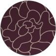 rug #319882 | round graphic rug