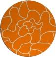 rug #320038 | round graphic rug