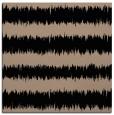 rug #323957   square black stripes rug
